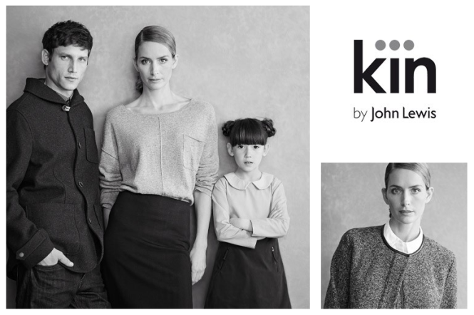 Kin by John Lewis